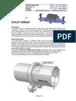 Ovality Sensor Product Description.pdf