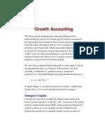DeLong Growth Accounting