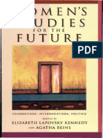 Women's Studies for the Future Foundations, Interrogations, Politics.pdf