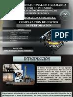 COMPARACION DE COSTOS DE PERFORACION.pptx