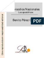 Pérez Galdos, Benito - Episodios Nacionales - Los apostólicos.pdf