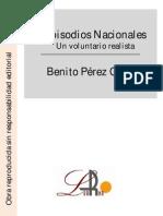 Pérez Galdos, Benito - Episodios Nacionales - Un voluntario realista.pdf