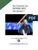 Como Construir seu PRÓPRIO RPG (de Anime).doc