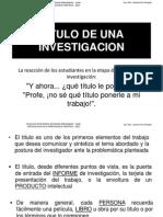 4ta Clase. Titulo, Marco Teorico, Diseño investiga.ppt