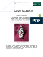 a documento abstract