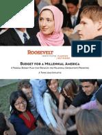 Roosevelt Campus Millennial Budget