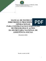 Manual de Instrucoes Diretrizes e Procedimentos - Contratos de Repasse.pdf