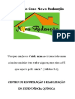 Documento Oficial da ACNR Projeto de Ação 2011