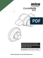 Mira 415 Combiforce pdf
