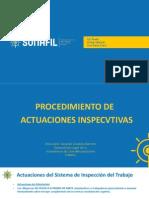 sunafil ILM - El procedimiento de actuaciones inspectivas - 24.09.2014 (1).pdf