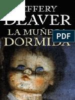 La muñeca dormida - Jeffery Deaver.pdf