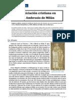 7. La iniciación cristiana en San Ambrosio de Milán.pdf