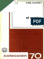 Karl Kautsky - El Camino Del Poder.pdf