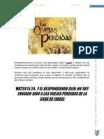 las ovejas perdidas.pdf