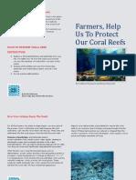 How Do You Harm the Reefs