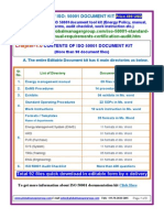 Sample ISO 50001 Manual Documents