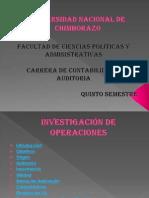Investigación Operativa PRESENTACION PRIMERA PARTE CONTABILIDAD.pptx