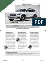 Designpanel Volvo
