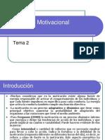 Tema 2. El Proceso Motivacional.ppt