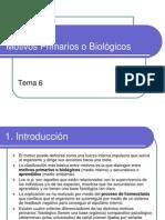 Tema 6. Motivos Primarios o Biológicos.ppt