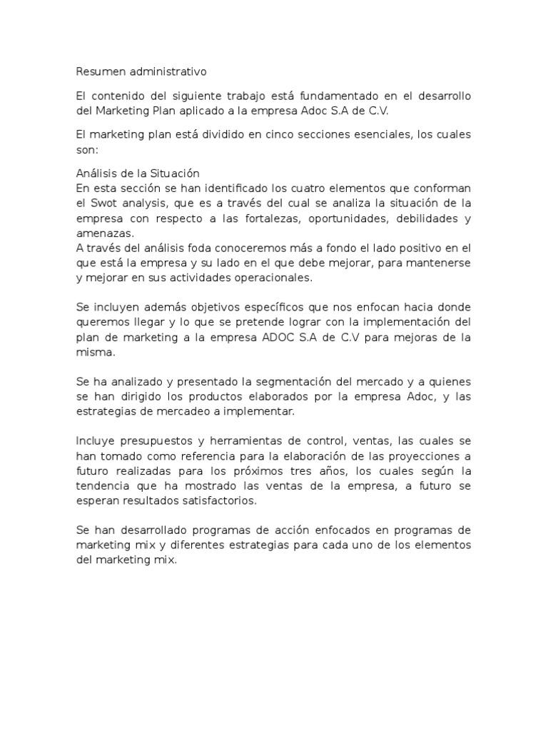 Contemporáneo Experiencia De Gestión Resume Patrón - Ejemplo De ...