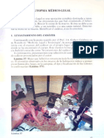 Autopsias legales  y Forenses.