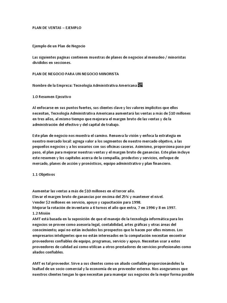 Vistoso Pre Venta Resume Muestras Cresta - Ejemplo De Colección De ...