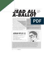 Read All A-Ballot
