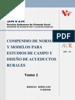 NORMAS PARA EL DISEÑO DE AR (Portada Tomo I).ppt