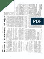 Libertad y determinismo en lógica - C.Caorsi.pdf