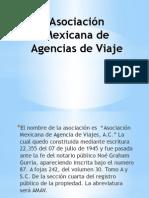 Asociación Mexicana de Agencias de Viaje.pptx
