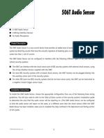 506T audio sensor.pdf