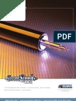 Glass Steel Corona Treater Rolls Brochure