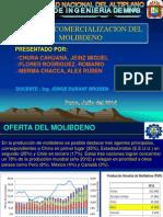 Oferta y Comercializacion del Molibdeno.pptx
