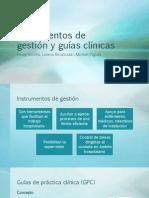 Instrumentos de gestión y guías clínicas.pptx