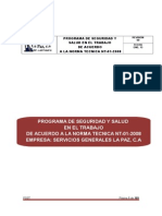 PROGRAMA DE SEGURIDAD Y SALUD LABORAL EMPRESA.doc