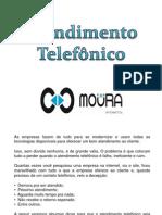 Padrão de Atendimento Telefônico.pptx