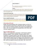 Business Partner Study Guide