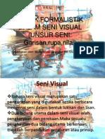 aspek formalistik dalam seni visual