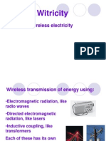 Secrets of Wireless Electricity