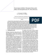 Analisis dan Perancangan Aplikasi Akuntansi Dana pada Yayasan Pendiidikan dan Kesejahteraan PT. PLN (Persero)_UG.pdf