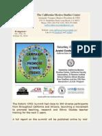 CMSC Newsletter 21 Vol. 3 October 26 2014