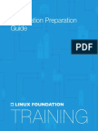 Linux Fundation Certification Preparation Guide