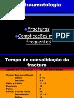 Complicacoes Das Fracturas