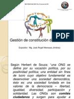 Ponencia 2 Gestiones de constitución.ppt