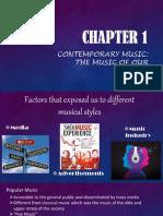 CHAPTER 1 - Modern Music