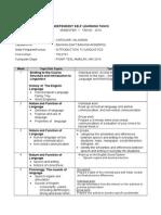 Tsl3101 Isl Tasks