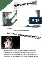 TRANSTORNO DO PÂNICO Grupo Luiz 3. t fama.pptx