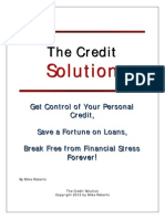 The+Credit+Solution