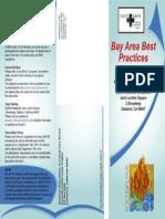 Alameda Contra Costa Bay Area Best Practices Brochure 2